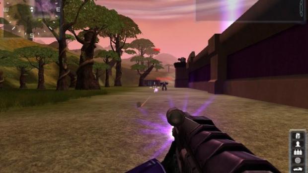 Core Combat : un add-on pour Planetside