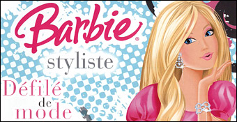 barbie styliste défilé de mode pc