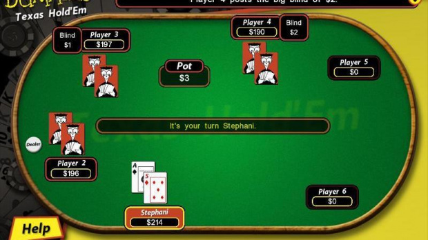 Md live texas holdem