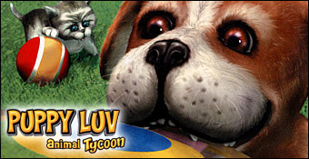 Puppy Luv : Animal Tycoon