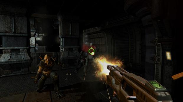 Quake IV en images