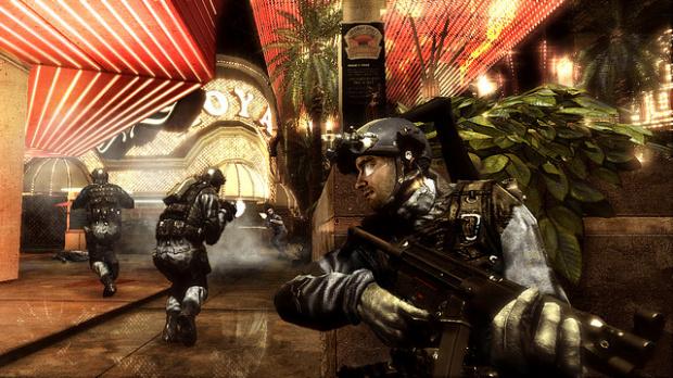 Rainbow Six Vegas gratuit pour les membres Gold du Xbox Live