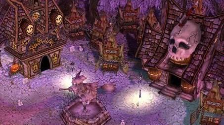 Ragnarok fête Halloween