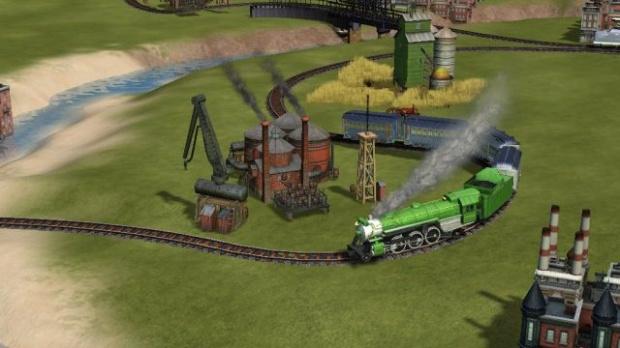 Un nouveau Railroad Tycoon, c'est pas vache