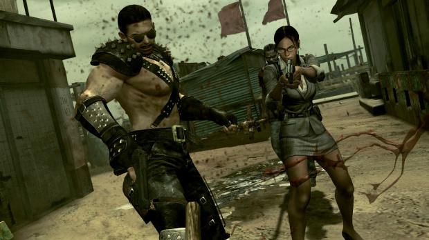 La config pour Resident Evil 5