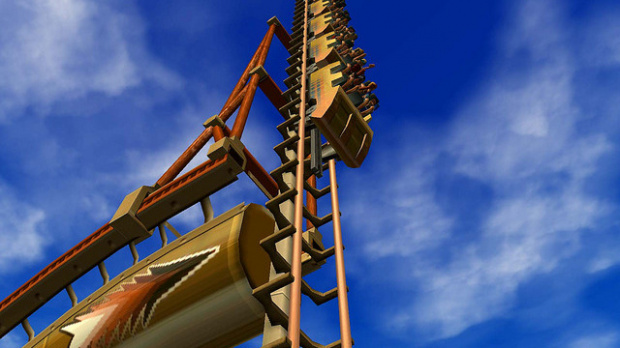 Gamescom : Quelques infos sur RollerCoaster Tycoon World