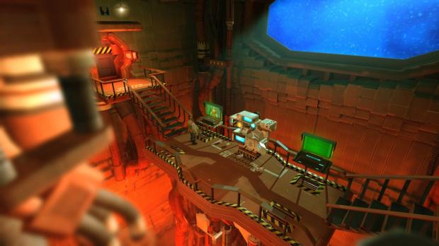 Images de la version PC de Rochard