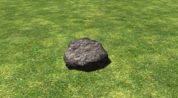 Incarnez une pierre dans Rock Simulateur 2014