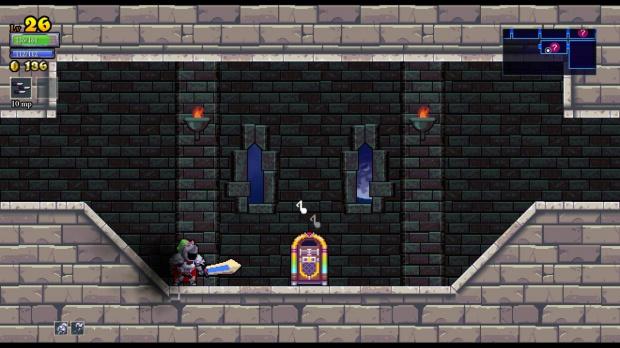 GC 2013 : Rogue Legacy sur Vita et PS4
