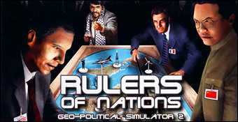Rulers of Nations : Geo-Political Simulator 2