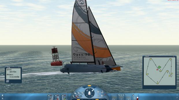 Des précisions sur Sail Simulator 2010