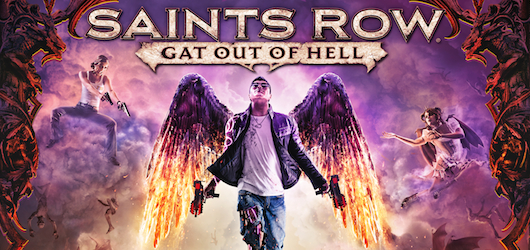 Saints Row : Gat out of Hell - PAX Prime 2014