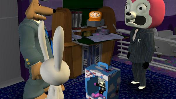 Premières images pour l'épisode 3 de Sam & Max