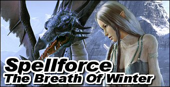 Spellforce : The Breath Of Winter