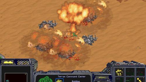 Starcraft : nouveaux patches
