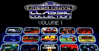 SEGA Megadrive Classic Collection Volume 1