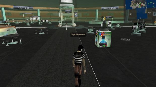 Second Life se trouve une seconde vie