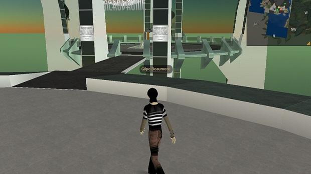 Second Life a cinq ans