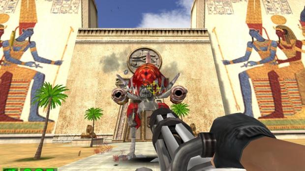 Serious Sam 4 financé par Humble Bundle
