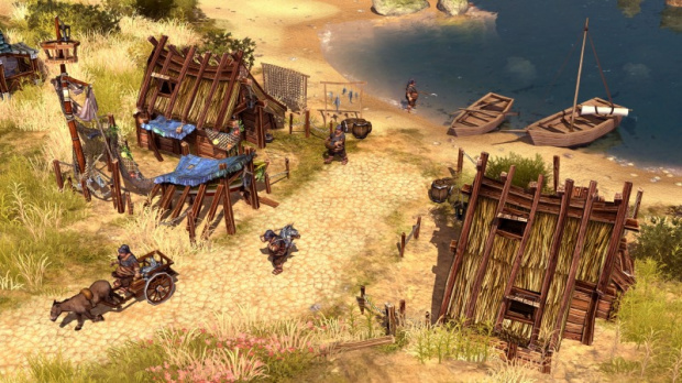 The Settlers : bêta-test en vue
