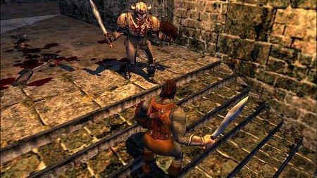 Oldies : Severance Blade of Darkness