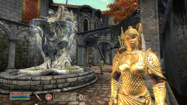 The Shivering Isles sur Playstation 3