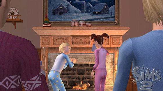 Images : Les Sims 2 : Au Fil Des Saisons