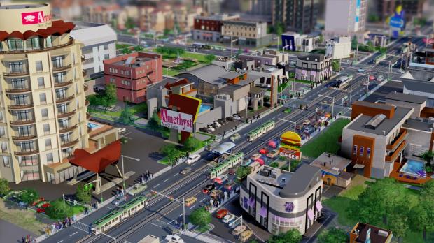 SimCity accueille aussi les daltoniens