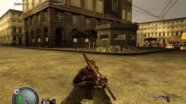 Sniper Elite revient sur Wii