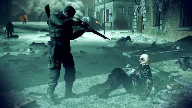 L'armée de zombies nazis est de retour !