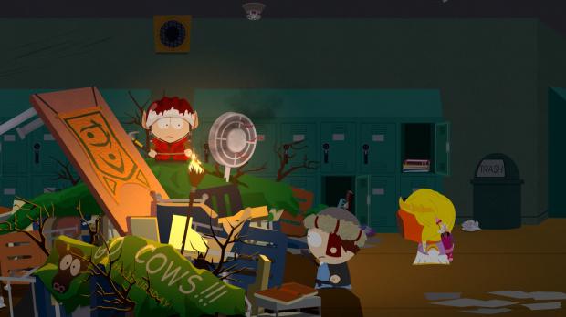 South Park est passé Gold