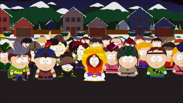 South Park en direct mercredi de 18h à 19h
