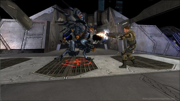 Images et site officiel : Space Siege