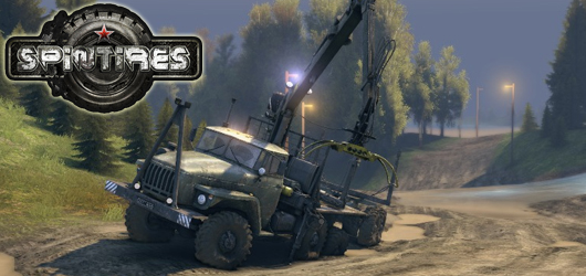 test du jeu spintires camions tout terrain simulator sur pc. Black Bedroom Furniture Sets. Home Design Ideas