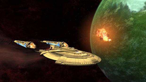 Star Trek Online devient gratuit