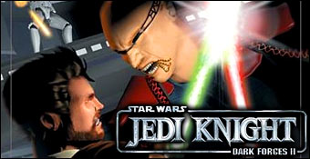 Star Wars : Jedi Knight : Dark Forces II