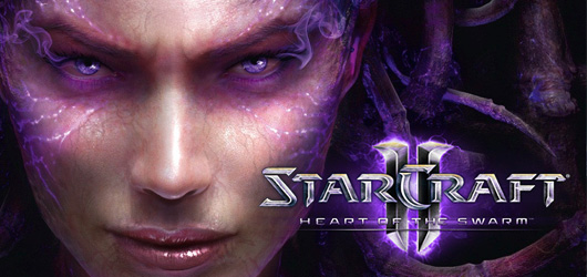 Starcraft II : Heart of the Swarm