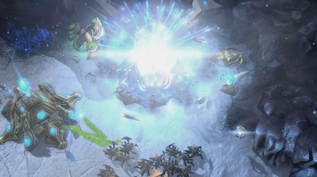 800 clés pour Starcraft II : Heart of the Swarm