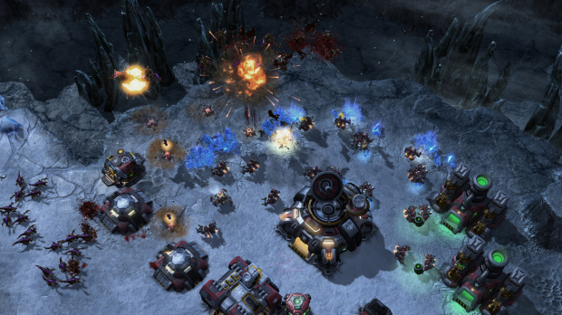 StarCraft 2 : Legacy of the Void déjà bien avancé