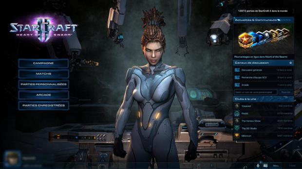Fêtez la sortie de Starcraft II HotS avec une compétition en live