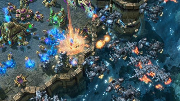 Starcraft II : Nouvelle vague de bannissements