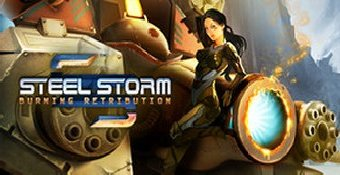 Steel Storm : Burning Retribution