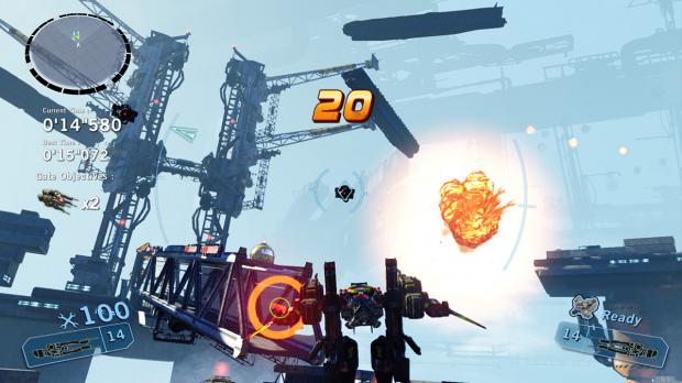 Strike Vector gratuit pour le week-end sur Steam