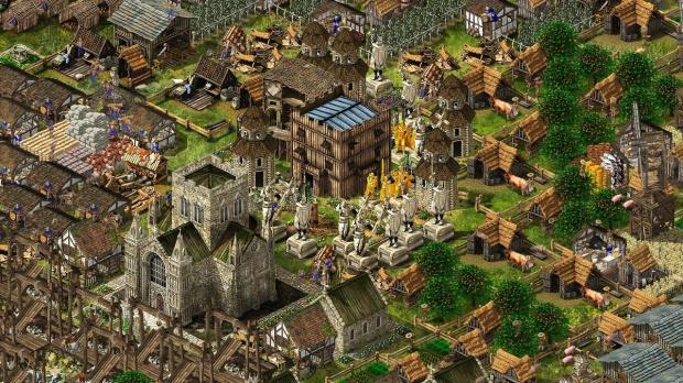 3 millions de joueurs pour Stronghold Kingdoms