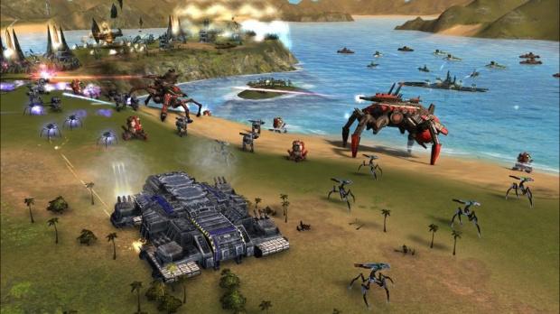 Supreme Commander : Forged Alliance : les unités Cybran