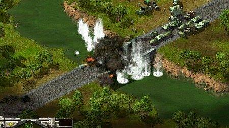Nouvelles missions pour Sudden Strike