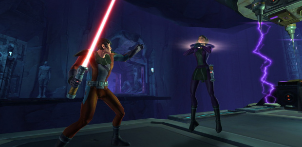 Star Wars : The Old Republic ne remet pas en cause Galaxies