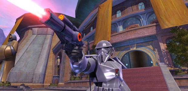Une première extension pour Star Wars: The Old Republic