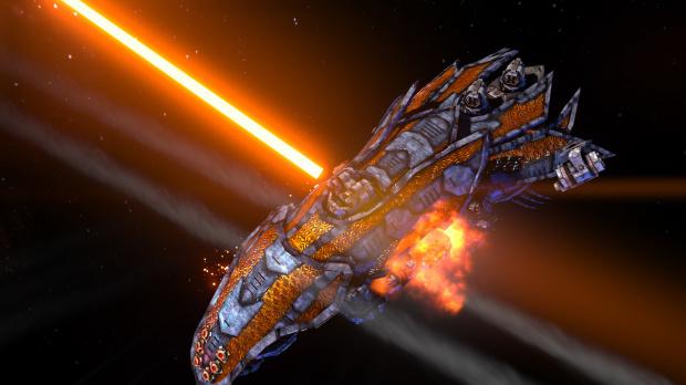 GC 2011 : Images et vidéo de Sword of the Stars II