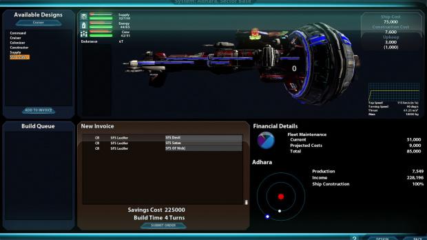Images de Sword of the Stars II